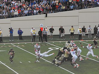 2012 Florida Gators football team - Image from Florida–Vanderbilt game.