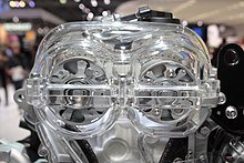 Variable valve timing - Wikipedia