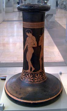 Vase support by the Antiphon Painter Antikensammlung Berlin.jpg