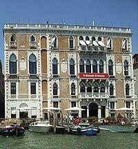 Venezia - Palazzo Giustinian.JPG