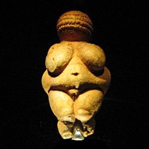 Art of the Upper Paleolithic - Venus of Willendorf