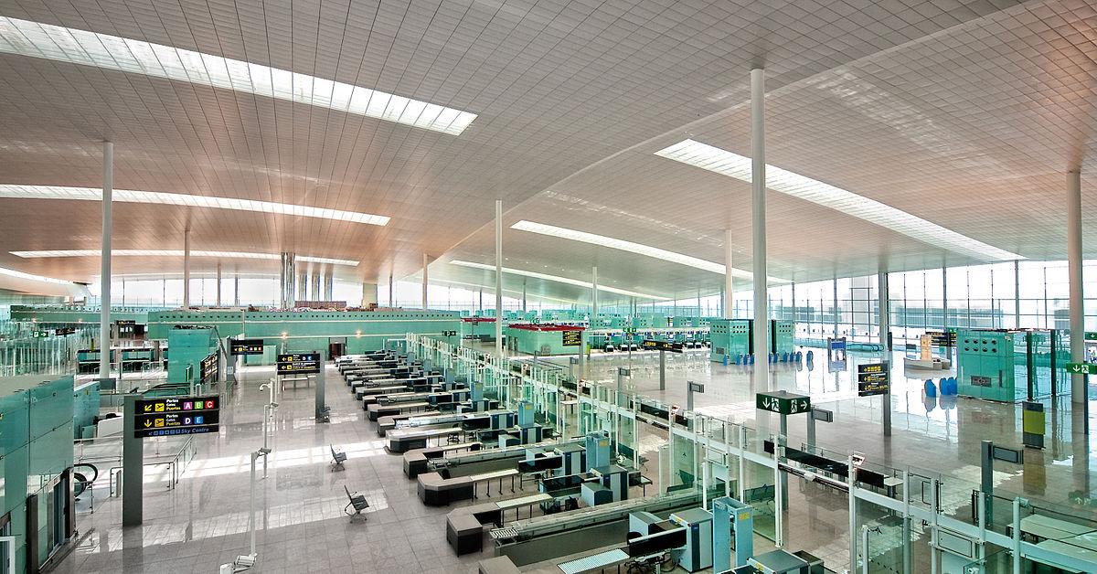 Aeroport De Barcelone Centre Ville Trajet