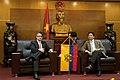 Vicecanciller se reúne con el Viceministro del Ministerio de Industria y Comercio de Vietnam (8413081115).jpg