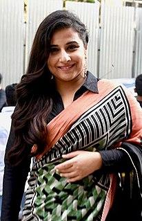Vidya Balan Indian film actress