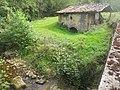 Viejo molino en el rio Beleño , Llames de Parres - Asturias. - panoramio.jpg