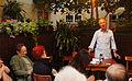 Vienna 2013-08-13 Sittl - 'in memoriam Rolf Schwendter' 018 Peter Locatin.jpg