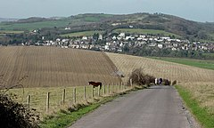 View from Bembridge Down towards Brading - geograph.org.uk - 64331.jpg