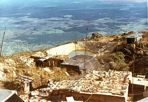 Black Virgin Mountain - View from the top of the mountain c. 1967 or 1968