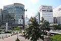View from Nagano Station Zenkoji Guchi 02.jpg