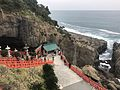 View from Tamanashi Bridge in Udo Shrine 4.jpg