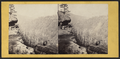View from the top of Kauterskill Fall, looking down the Glen, by E. & H.T. Anthony (Firm) 5.png