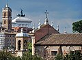 View of Basilica di Santa Anastasia al Palatino from the Piazzale Ugo La Malfa. Roma, Italy.jpg