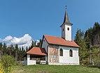 Villach Sankt Michael Filialkirche hl Michael SW-Ansicht 14042017 7511.jpg