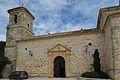Villarrubio, Iglesia parroquial, fachada principal.jpg
