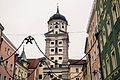 Vilshofen Clock Tower - Stadtturm Vilshofen.jpg