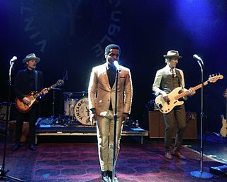 Vintage Trouble US-American band