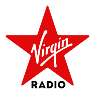 Absolute Radio - Original Virgin Radio logo, used prior to October 2008