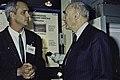 Visite de Mr Curien au SIA 1991-20-cliche Jean Weber.jpg