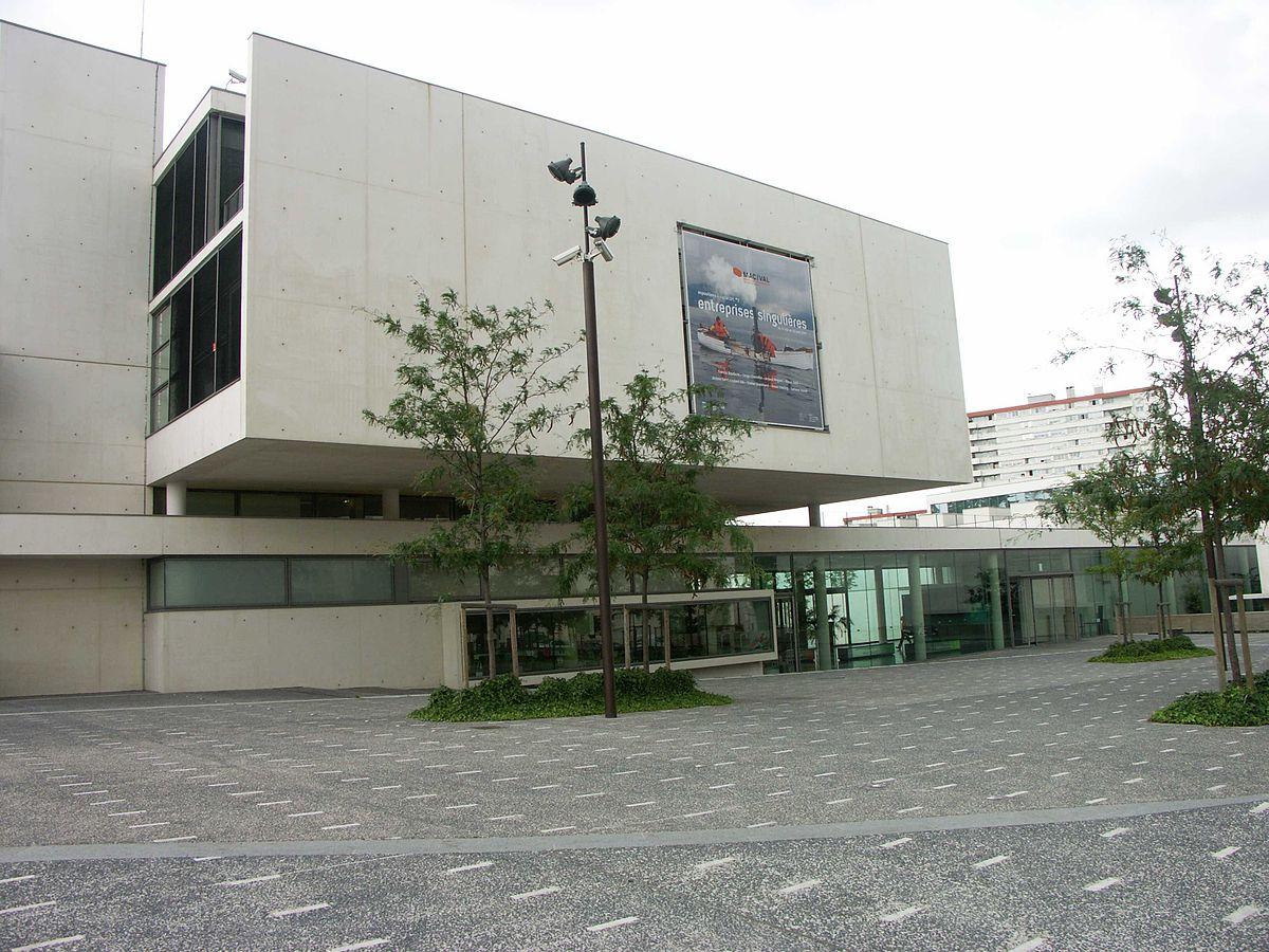 musée d'art contemporain du val-de-marne — wikipédia