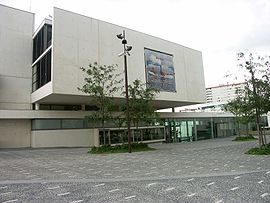 ول دو مرن's Museum of Contemporary Art