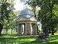 Vojenský hřbitov (Olomouc), gloriet.JPG