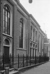 voorgevel van de voormalige synagoge te leeuwarden - leeuwarden - 20132790 - rce