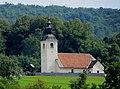 Vrhovo pri Zuzemberku Slovenia - church.jpg