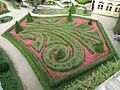 Vrtbovská zahrada, dekor druhé parteru.JPG
