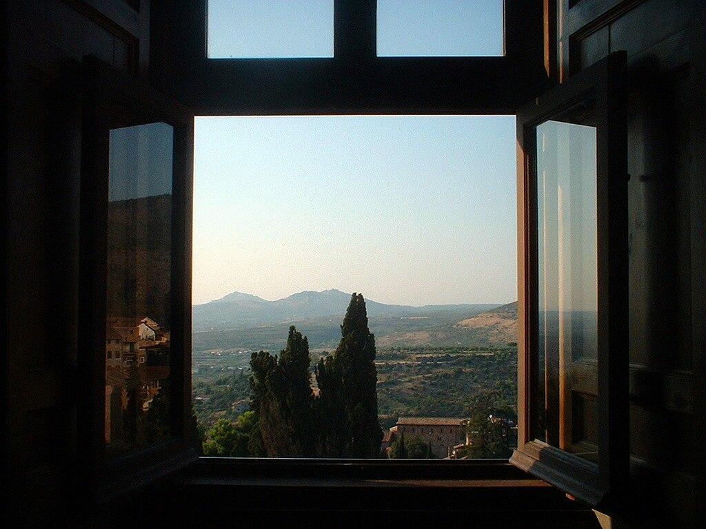 File vue depuis une fen tre de la villa d 39 este tivoli for Fenetre francaise