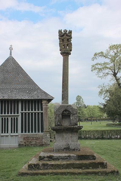 Calvaire, oratoire Saint-Jean, chapelle Sainte_Noyale, Fr-56-NoyalPontivy
