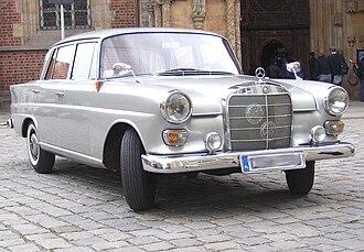 Mercedes-Benz E-Class - Mercedes Benz (W110