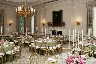 State dinner government-funded dinner party hosted by a head of state