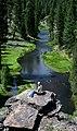 WOMAN HIKER LOOKING AT MALHEUR RIVER-MALHEUR (24762969629).jpg