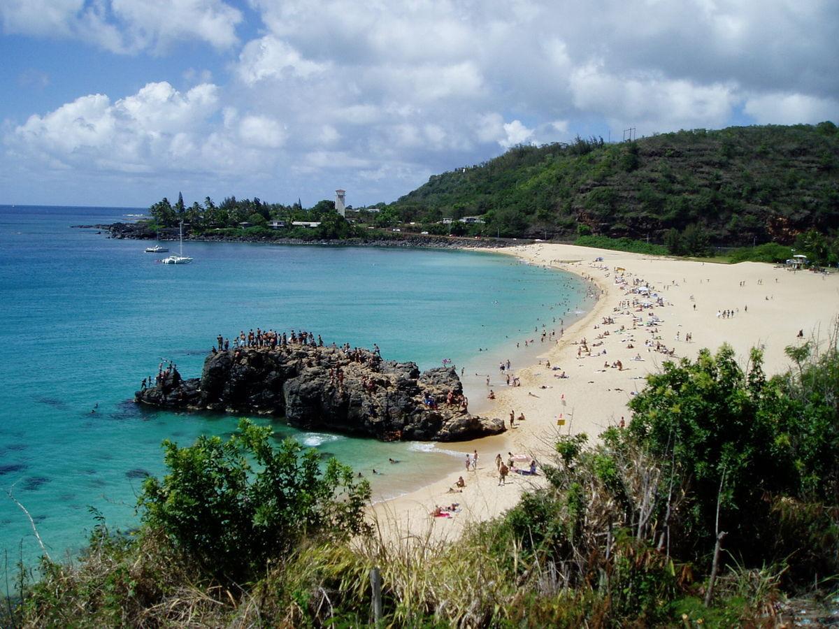 Waimea Bay Hawaii Wikipedia