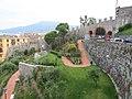 Wall of castello San Giorgio to la Spezia.jpg