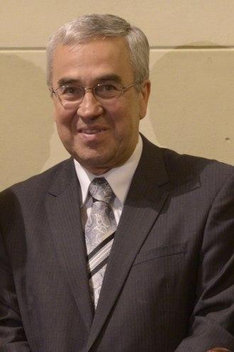 Walter F. González - Image: Walter F. González (28519018416) (cropped)