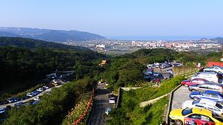 District in Northern Taiwan, Republic of China
