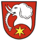 Coat of arms of Deggingen