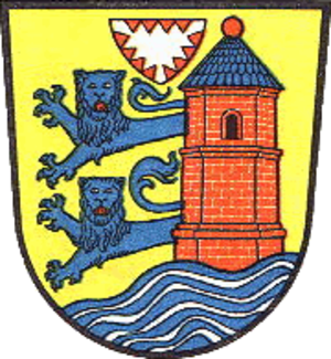 Coat of arms of Schleswig - Image: Wappen Flensburg