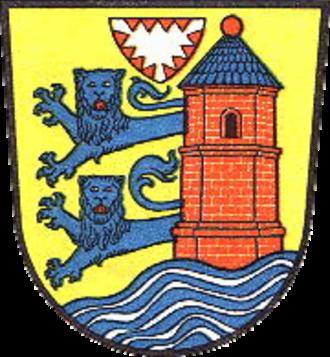 Coat of arms of Schleswig - Image: Wappen Flensburg