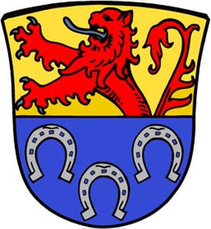 Pfungstadt - Image: Wappen Pfungstadt