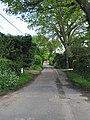 Warborne Lane, Portmore - geograph.org.uk - 174786.jpg