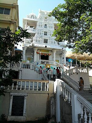 Wargal Saraswati Temple - Wargal Saraswati Temple