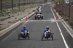 Warrior athletes gear up during cycling competition 140409-F-GY869-001.jpg