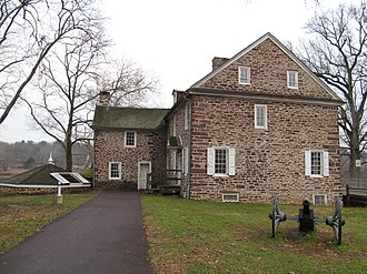 Washington Crossing, Pennsylvania - Image: Washington Crossing, Pennsylvania (8483460051)