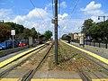 Washington Street station facing inbound, August 2016.JPG