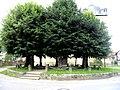 Wehrda-Gerichtsplatz vor der Kirche von Süden 20072012.JPG