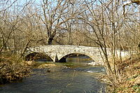 Weltys Bridge from SSE.JPG