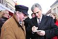 Werner Faymann in Eisenstadt, 11.11.2008 (3025033834).jpg