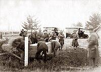 Wesley Everest burial Centralia Washington 1919.jpg